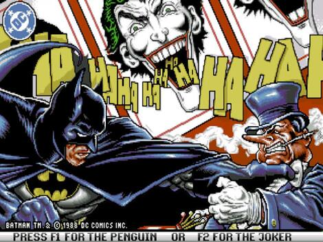 Amiga:Company:Batman: The Caped Crusader:1989:Ocean