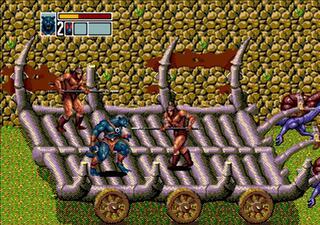 SegaMegaDrive:GensRerecording:Golden Axe III