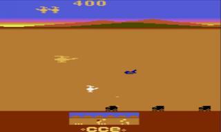 VCS:Stella:Chopper Command (1983)