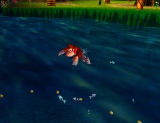 Nintendo 64 Project64 Donkey Kong 64