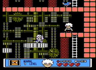 Nintendo 8 FCEU-X Akumajou Special - Boku Dracula-kun