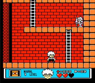 Nintendo 8 iNES Akumajou Special - Boku Dracula-kun
