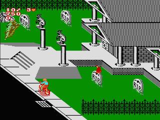 Nintendulator Nintendo Paperboy 2