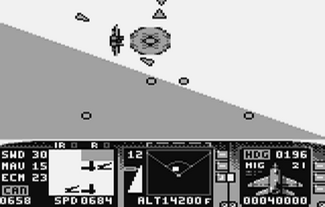 Pantheon - Gameboy Classic - F15 Strike Eagle