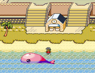 Snes Bs-X Satellaview Beach