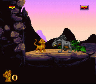 Snes Kindred Lion King