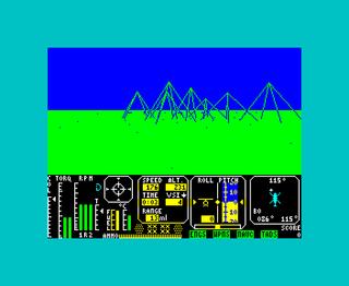 ZX Spectrum - DSP - Tomahawk
