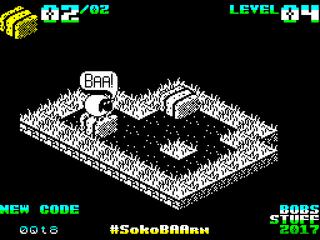 ZX Spectrum - Jillys Farm Volume 1 - SokoBAArn