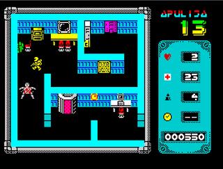 ZX Spectrum - Spectaculator - Apulisa 13 v2