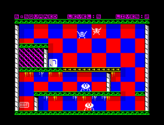 ZX Spectrum - Spectaculator - BSquared InGame
