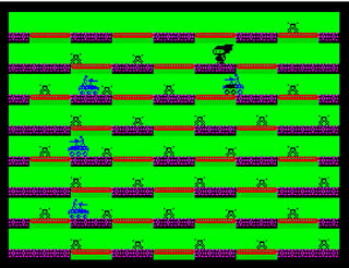 ZX Spectrum - Spectaculator - Endless Form of Beauty