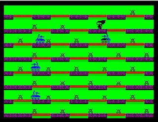 ZX Spectrum - Spectaculator - Endless Form of Beauty