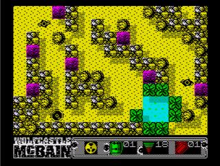 ZX Spectrum - Spectaculator - Wolfcastle McBain