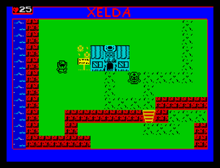 ZX Spectrum - Spectaculator - Xelda