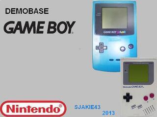 GameBoy Demoscene
