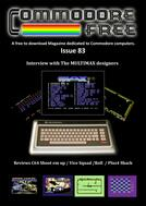 [C64] Commodore Free Nr 83