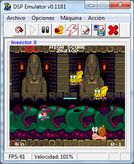 DSP Emulator 0.11b1 WIP (1/03/11)