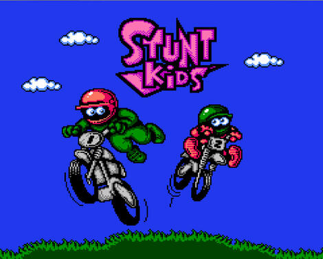 Nintendo 8:FCE Ultra X:Stunt Kids:Camerica Limited Inc.:Codemasters:1992