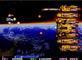 Arcade:FinalBurn:Alpha:Schuffle:R-Type Leo:Irem:1992
