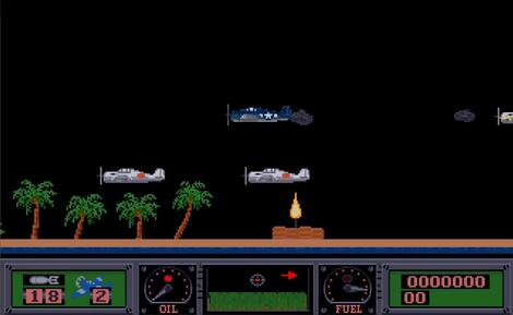 Amiga WinFellow:Wings of Fury II:Brøderbund Software, Inc.:Brøderbund Software, Inc.:1990: