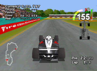 Sony:Playstation:PSX:PCSXR:F1 World Grand Prix - 1999 Season:Eidos Interactive Ltd.:Lankhor:Dec 17, 1999: