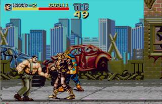 Sega:Genesis:Gens32:Surreal:Final Fight CD:SEGA of America, Inc.:Capcom Co., Ltd.:Mar 25, 1993: