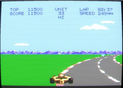 Multi Mess:0.150:Atari:7800:Pole Position II:Atari Corporation:Namco Limited:1987: