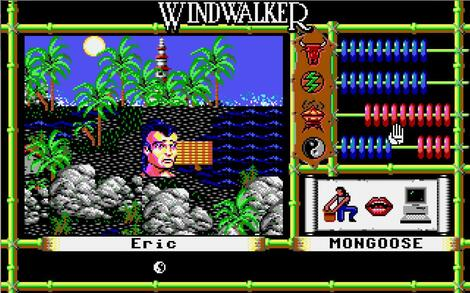 Amiga WinFellow:Windwalker:ORIGIN Systems, Inc.:ORIGIN Systems, Inc.:1989: