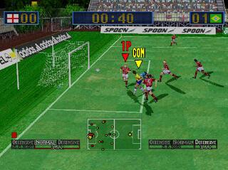 Sega:Dreamcast:Demule:Virtua Striker 2 ver. 2000.1 (a.k.a. Virtua Striker 2):SEGA of America, Inc.:Genki Co., Ltd., SEGA-AM2 Co., LTD.:1999: