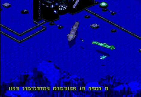 Sega Genesis:Gens:ReRecording:SeaQuest DSVt:Black Pearl Software:Sculptured Software, Inc.:1994: