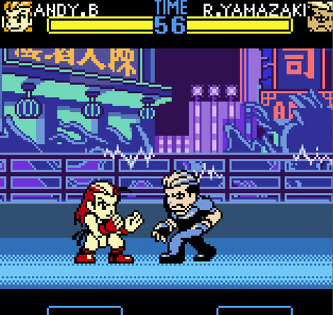 NeoGeo Pocket:Color:NGPC:NeoGPC:Fatal Fury: First Contact:SNK of America:SNK Corporation:May, 1999: