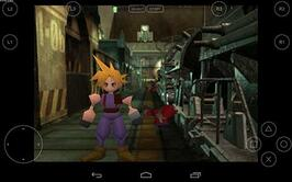 Android:PSX:Epsx:Final Fantasy VII:Sony Computer Entertainment America, Inc.:Square Co., Ltd.:Aug 31, 1997: