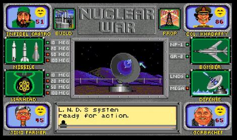 Amiga WinUAE:Nuclear War:New World Computing, Inc.:New World Computing, Inc.:1989: