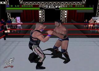 Nintendo 64:Muppen:Mpy:WWF Attitude:Acclaim Entertainment, Inc.:Iguana Entertainment, Inc.:Aug 31, 1999: