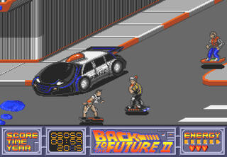 Atari ST:Steem:Back to the Future Part II:Image Works:Images Software Ltd.:1990:
