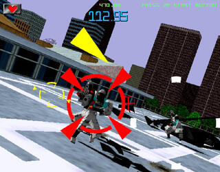 Arcade:Sega:Model2:Model2Emulator:Nebula:Gunblade NY:SEGA:1996: