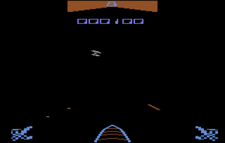 Multi:Atari 2600:Pantheon:Star Wars Arcade Game:Parker Brothers:Atari, Inc.:1983: