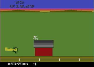 Atari 2600:Stella:Barnstorming:Activision,Inc.:Activision,Inc.:1982: