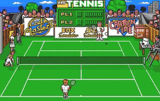 Atari ST:Steem:Pro Tennis Simulator:Codemasters Software Company Limited, The:Codemasters Software Company Limited, The:1990: