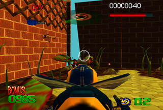 Nintendo 64:Muppen:Mpy:Buck Bumble:Ubi Soft Entertainment Software:Argonaut Software Ltd.:Nov 20, 1998:
