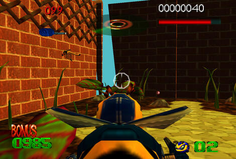 Nintendo 64 Muppen:Mpy:Buck Bumble:Ubi Soft Entertainment Software:Argonaut Software Ltd.:Nov 20, 1998: