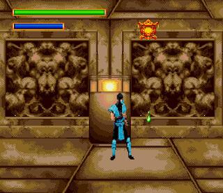 Multi:Sega:Genesis:BizHawk:Mortal Combat 5:SubZero:Clone