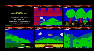 ZX:Spectrum:Speccy.pl:2014:PacLand:Mod:RafalM