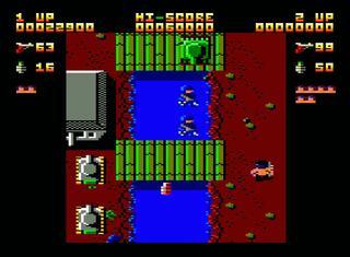 Amstrad:CPC:SugarBox:Ikari Warriors:EliteSystemsLtd.:SNKCorporation:1987: