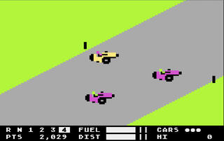 Atari:XE/XL:Pantheon:Ion RoadWay:APX:1983: