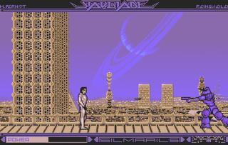 Atari ST:Steem:Starblade:Silmarils:Silmarils:1990: