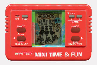 Game&Watch:Madrigal:Hippo Teeth:VTech:Sporty Time & Fun:1982: