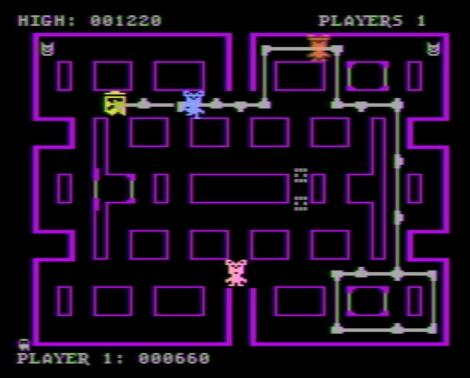 Atari XE/XL:Altirra:Mouse Attack:On-Line Systems:On-Line Systems:Jan, 1982: