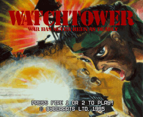 Amiga Exec:TheCompany:TcUAE:Watchtower:OTM Publications & Promotions Ltd.:CyberArts Ltd.:Mar 19, 1996: