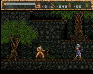 Snes:Super Nintendo:Snes9x:No Escape:SonyImagesoft:BitsCorporation:Nov, 1994: